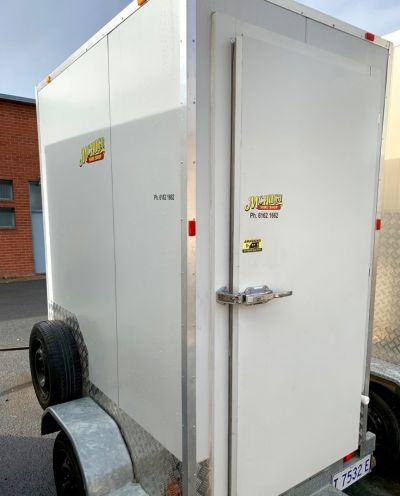 Canberra coolroom hire