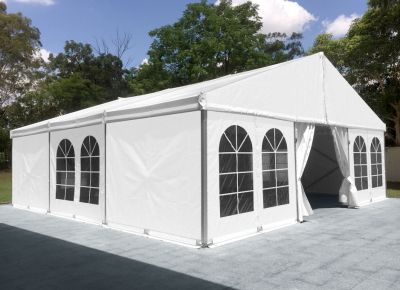 Pro Marquee Hire - 10m Clear Span Bays