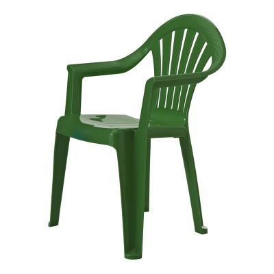 Kids stackable resin chair