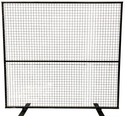 Flower Wall Hire Undecorated - Rectangle / Mesh Display Wall Board