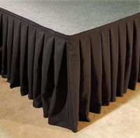 Stage skirting hire