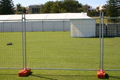 Canberra temporary fence hire