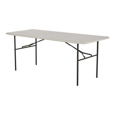 Large trestle table hire (solid)